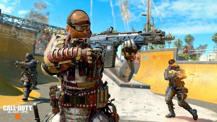 Call of Duty Black Ops 4 - Días de Verano