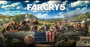 """""""Far Cry 5"""" – Ubisoft veröffentlicht Release-Special"""
