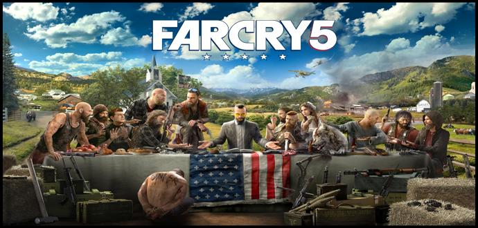 """""""Far Cry 5"""" – Ab heute erhältlich und neuer PC Trailer veröffentlicht"""
