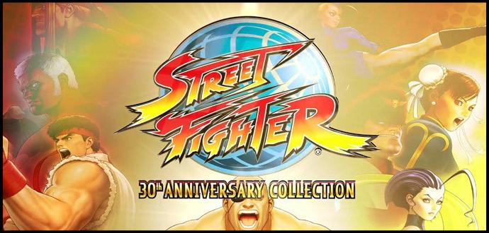 """Street Fighter 30th Anniversary Collection"" – ""Street Fighter IV"" als Pre-Order-Bonus"