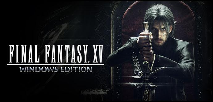 Final Fantasy 15 Königswaffen Karte.Final Fantasy Xv Windwos Edition Demo Erscheint Ende Februar