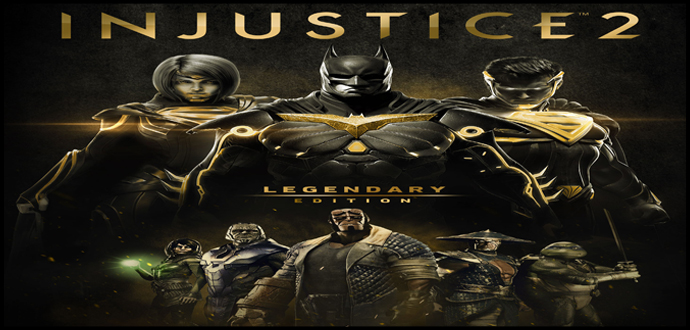 """""""Injustice 2: Legendary Edition"""" – ab Donnerstag erhältlich"""