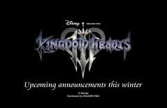 Kingom Hearts 3 Winter