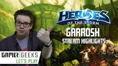 Garrosh en zuigende mensen in Quick Match! – Let's Play Heroes of the Storm!
