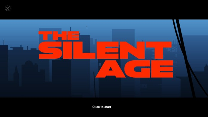The Silent Age