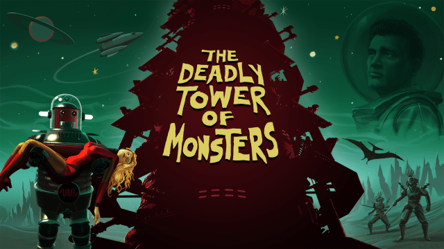 GamerGoGaming - Retró a köbön - The Deadly Tower of Monsters