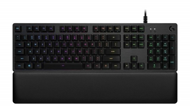 Logitech G513 Carbon best gaming keyboard
