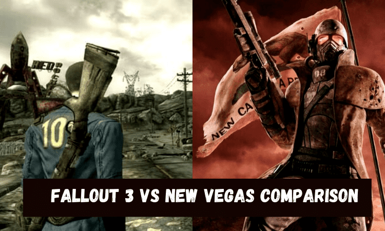 Fallout 3 vs New Vegas – How They Compare!