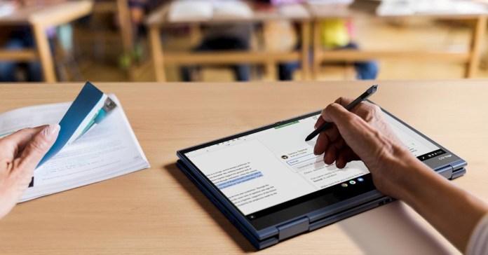 Lenovo ThinkPad C13 Yoga asiafirstnews