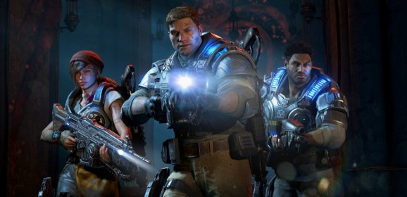 Gears of War 4: New Patch Adds Penalty for Quitters, Maps and More