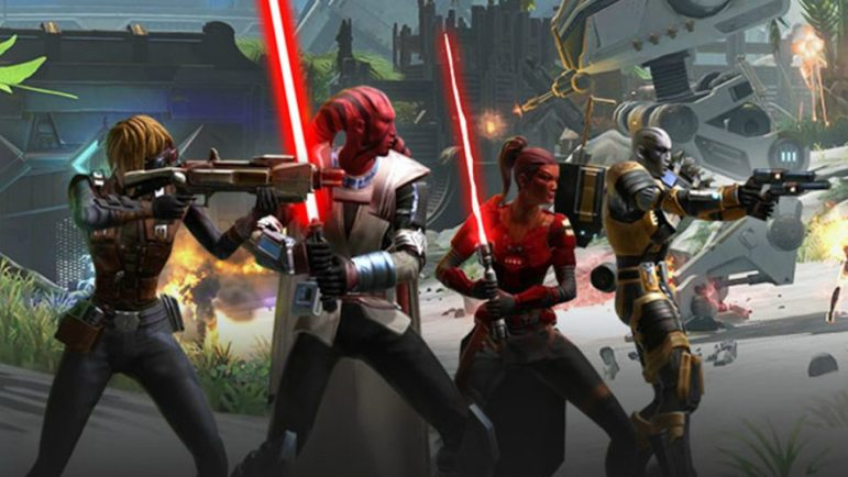 Star Wars, Star Wars: The Old Republic, Lucasfilms, Star wars update, BioWare
