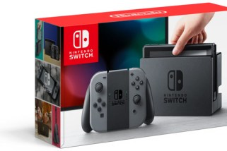 Here's the First Ever Video of Nintendo Switch Unboxing and Startup Guide