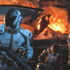 Mass Effect Andromeda First 45-Minutes Gameplay Footage