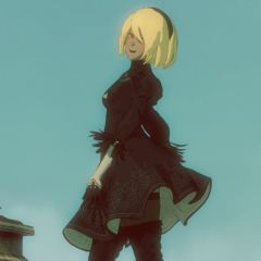 Gravity Rush 2: You Can Soon Spot Kat in a Nier: Automata Outfit