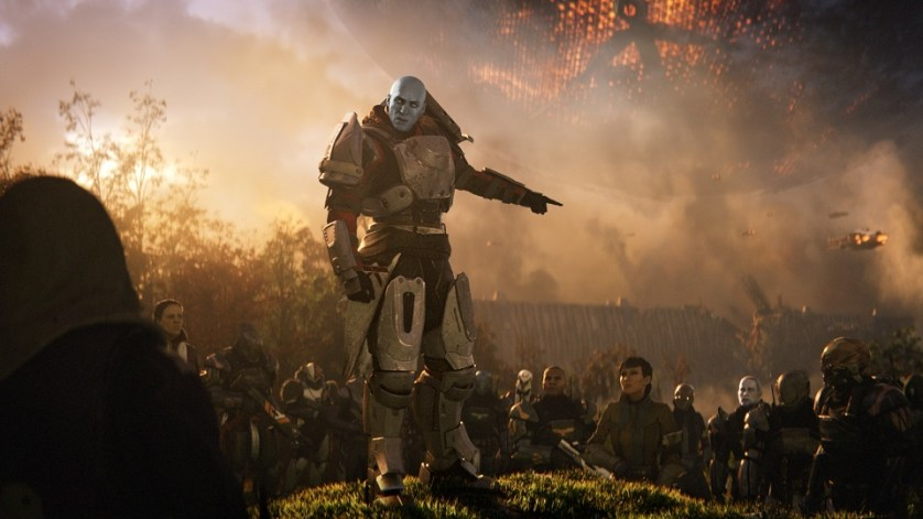 Destiny 2, Bungie, Destiny 2 Reveal Event, Destiny 2 PC, Destiny 2 PS4, Destiny 2 gameplay