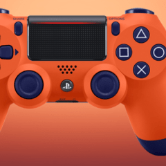 DualShock 4 Controller is Now Available in 'Sunset Orange' Shade