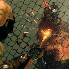 Konami Confirms the Release Date for Metal Gear Survive