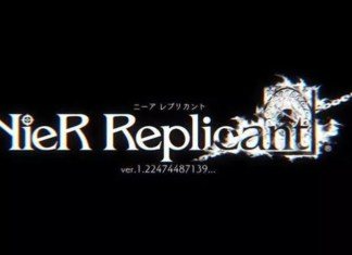 nier replicant poster