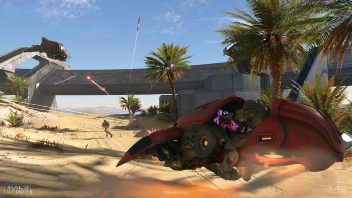 Halo Infinite Multiplayer screenshot Behomoth