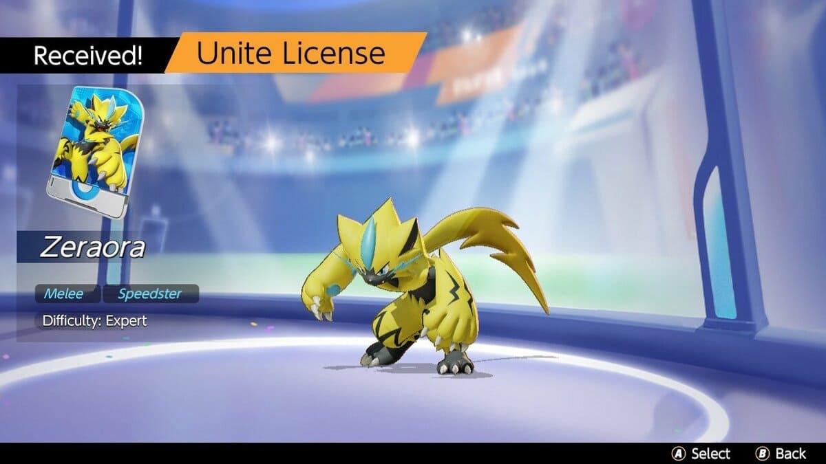 Pokemon-Unite-Guide-How-to-claim-Zeraora-3