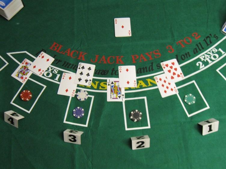 How To Play Online Blackjack   GamerLimit