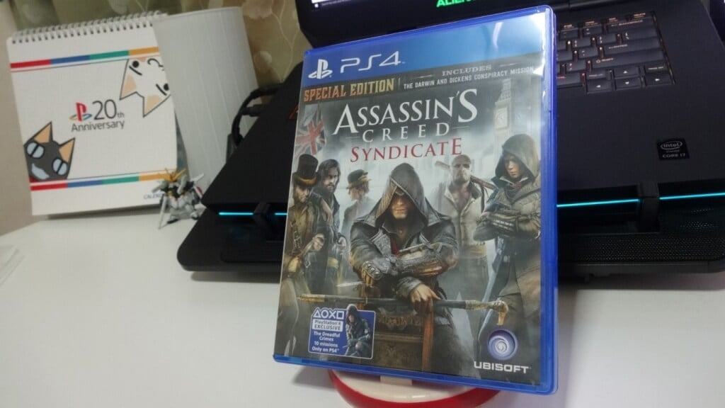 Assassin's Creed Syndicate Unboxing