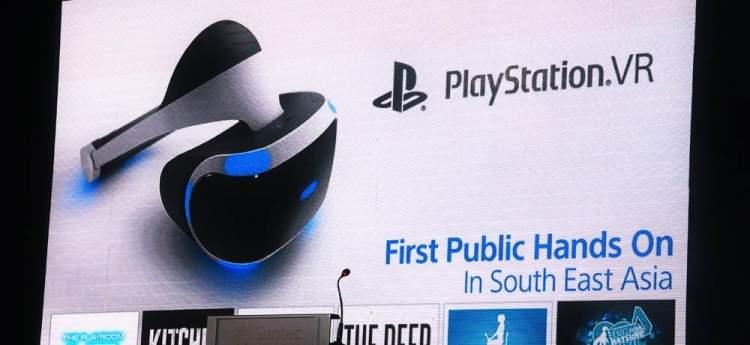 PS VR Price Leak