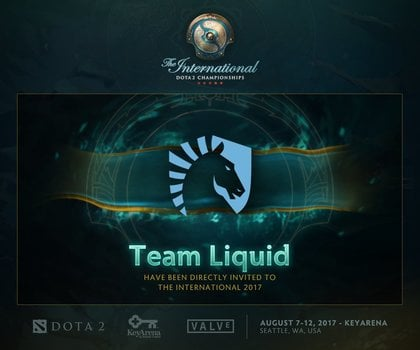 Dota 2 The International 2017 Jom Lihat 6 Pasukan