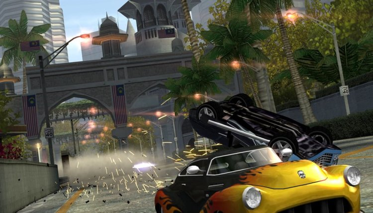 Reminiscing Burnout Dominator, The Long-Lost Burnout Game That