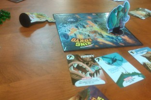 What was played: King of Tokyo Who played it: 4 30+ People Why: Why not? Who doesn't like monsters and a game board with one space? +1 expansion: I look forward to getting an expansion in the future.