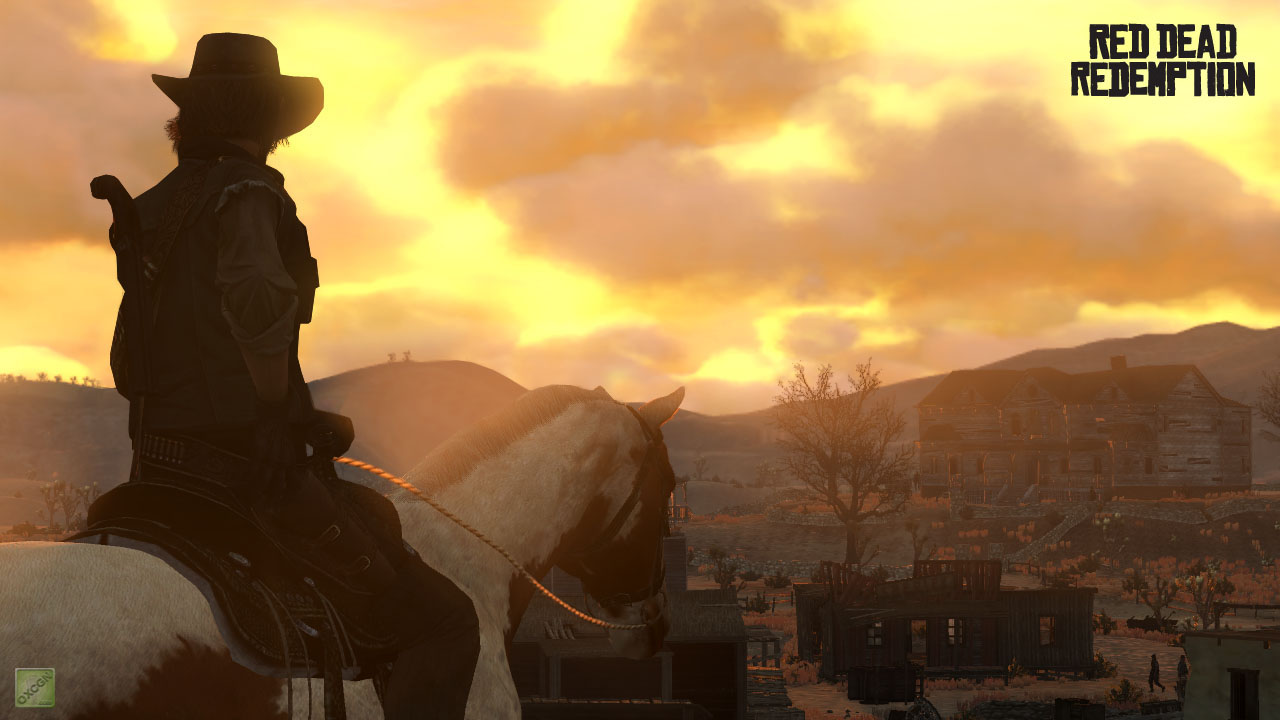 Mr. Marston goes to town
