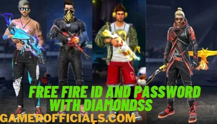 Free Fire ID And Password