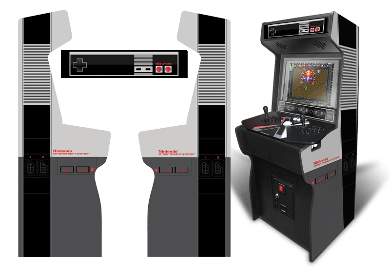 NES Layout