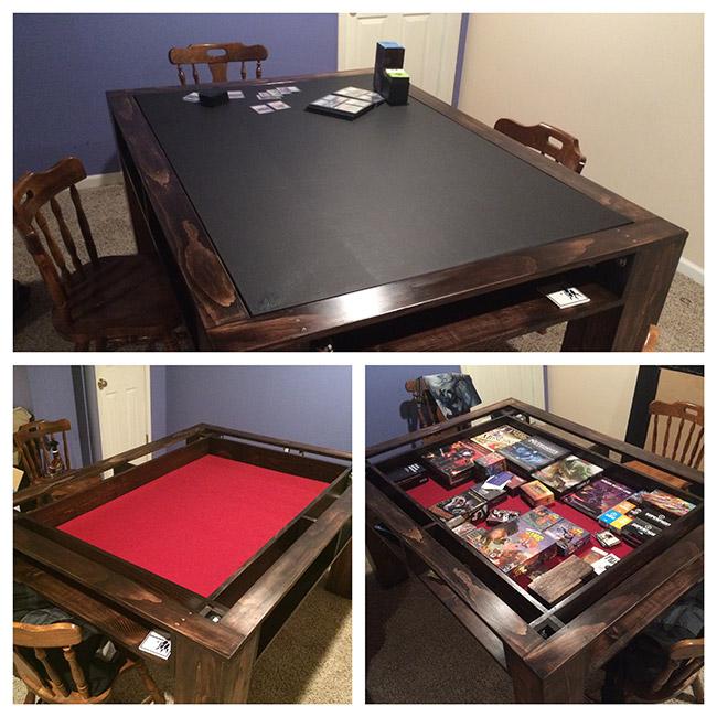 Custom Gaming Table