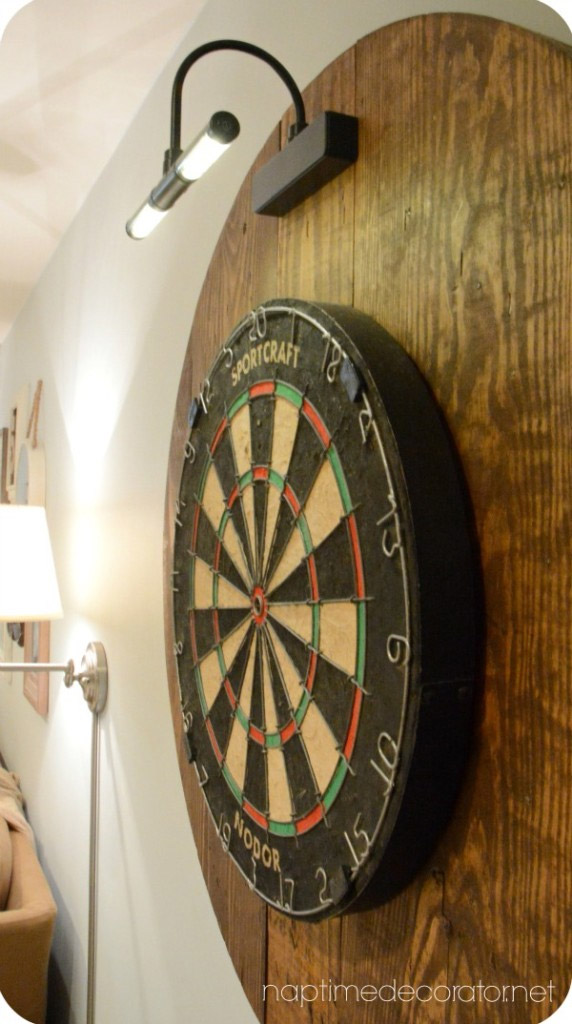 Dart Board Surround