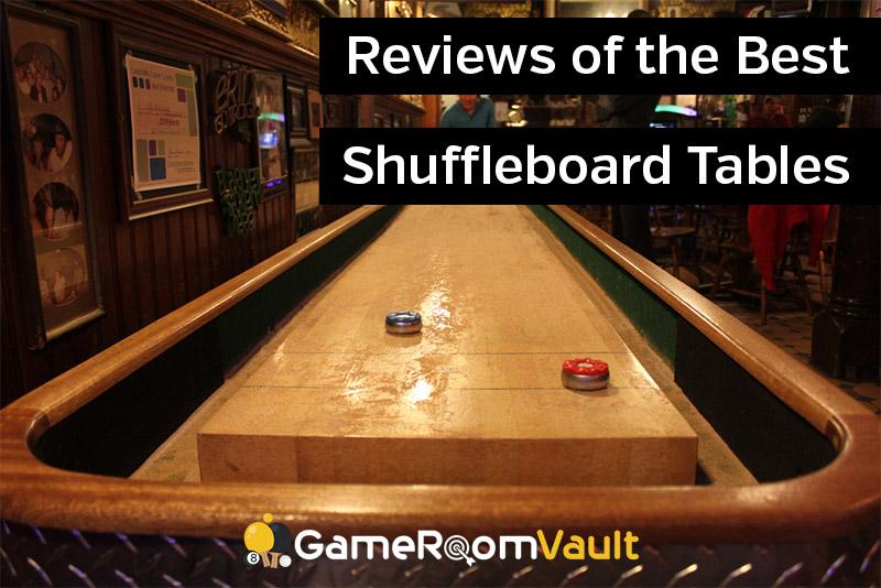 The Best Shuffleboard Tables