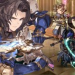 "Granblue Fantasy ""グランブルーファンタジー"" Trying Lancelot Charge Skill and Clearing Vira Boss Stage"