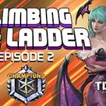 Weird Morrigan Deck – Climbing The Ladder Ep. 2 (TEPPEN)