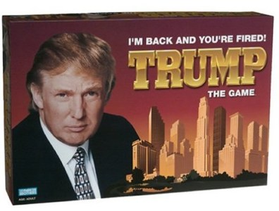 TRUMP  THE GAME  2ND EDITION      Gamers Alliance Gamers Alliance TRUMP  THE GAME  2ND EDITION