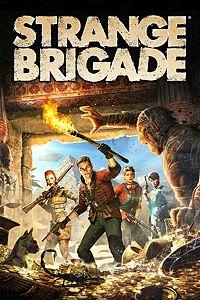Gamers Dignity Strange Brigade