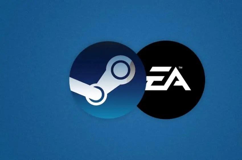 EA Brings it's Games In Steam