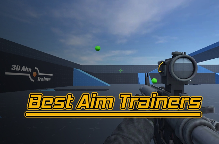Best Aim Trainers For FPS Gamers