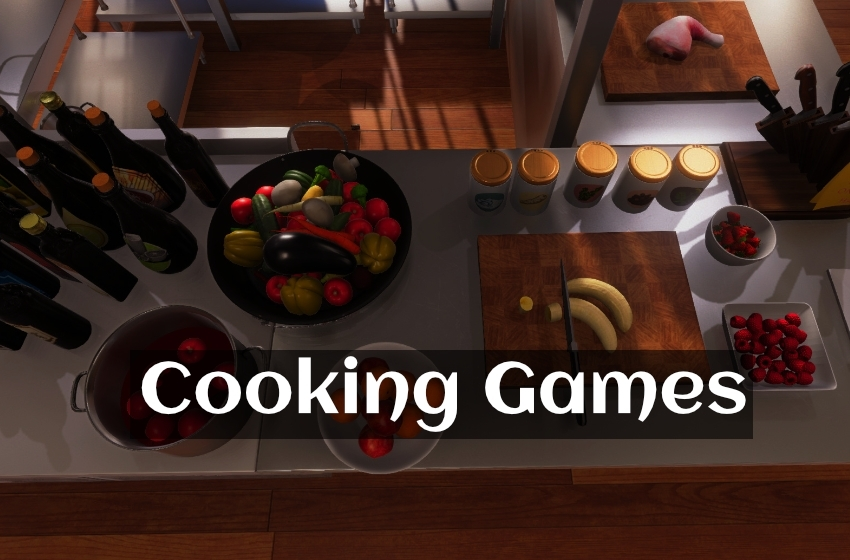 Best Cooking Games Available on PC
