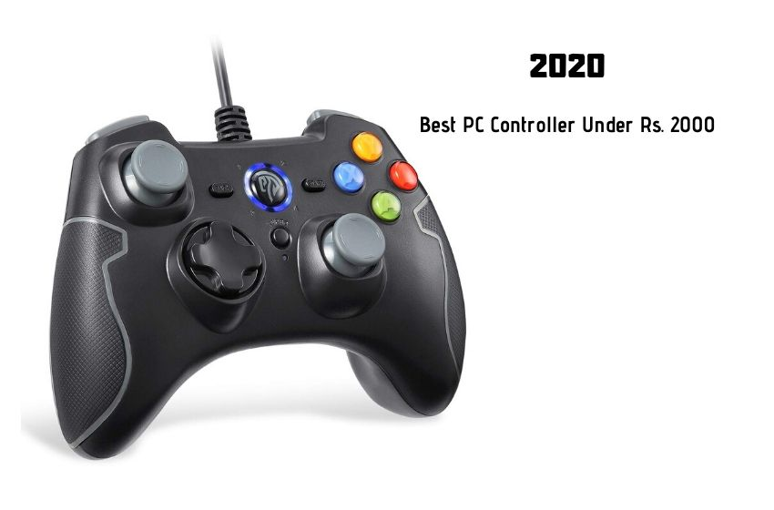 The Best PC Controller Under Rs. 2000 in India 2020