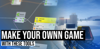 best software for making games
