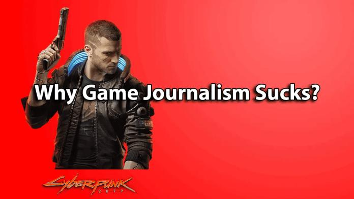 Why Game Journalism Sucks?
