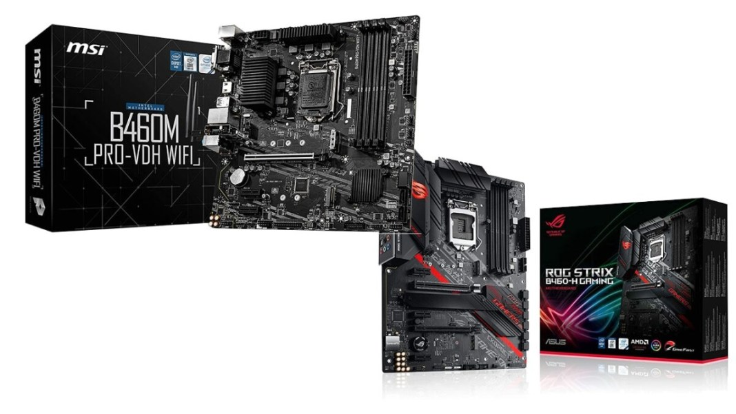 10 Best B460 Motherboard Budget To High-End [2021]
