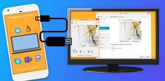 how to use phone camera as webcam for pc via usb-min