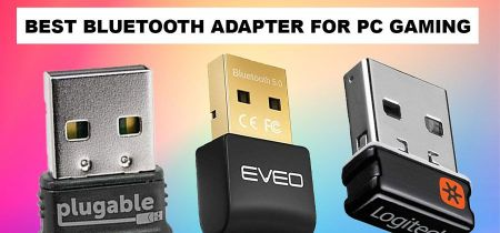 10 Best Bluetooth Adapters for PC Gaming in 2022