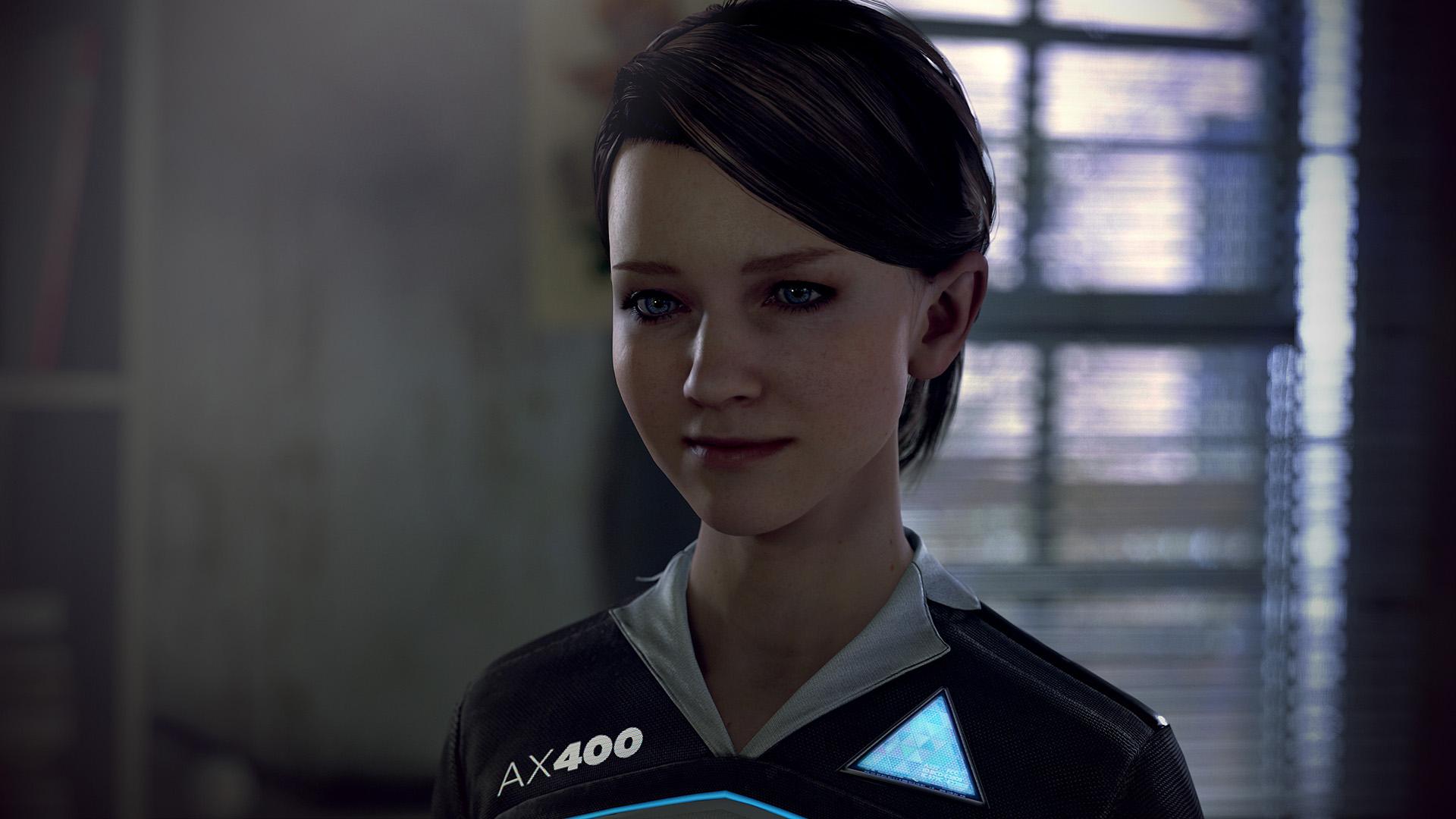 Detroit: Become Human - Gamersmaze.com